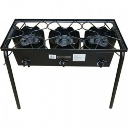 AW6901-Triple High Pressure Portable Propane Outdoor Cooker - Camp Stove