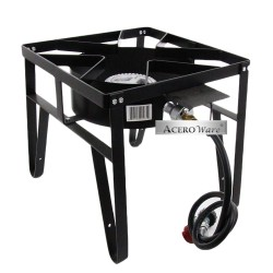 "AW2801-16"" Square High Pressure Portable Propane Outdoor Cooker - Camp Stove"