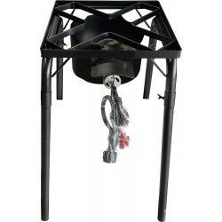 "32"" High Pressure Portable Propane Outdoor Cooker - Camp Stove"